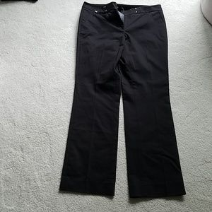 WHBM black dress pants